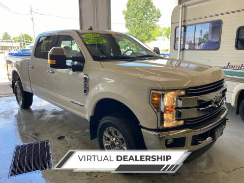 2019 Ford F-250 Super Duty for sale at LA Auto & RV Sales and Service in Lapeer MI