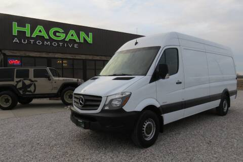 2015 Mercedes-Benz Sprinter Cargo for sale at Hagan Automotive in Chatham IL