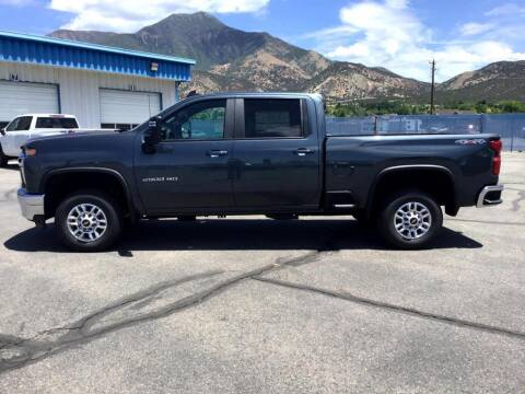 2020 Chevrolet Silverado 2500HD for sale at Painter's Mitsubishi in Saint George UT