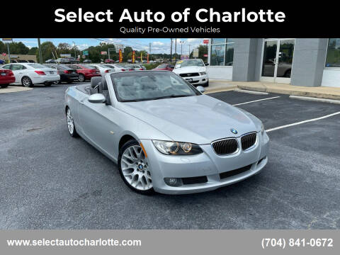 2007 BMW 3 Series for sale at Select Auto of Charlotte in Matthews NC