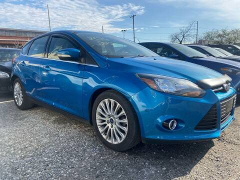 2012 Ford Focus for sale at Philadelphia Public Auto Auction in Philadelphia PA