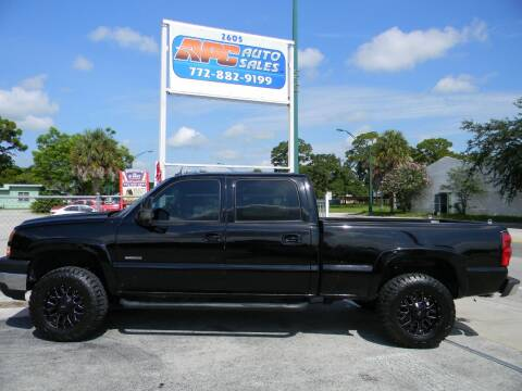 2005 Chevrolet Silverado 2500HD for sale at APC Auto Sales in Fort Pierce FL