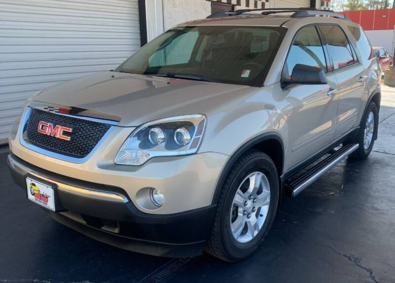 2012 GMC Acadia for sale at Tiny Mite Auto Sales in Ocean Springs MS