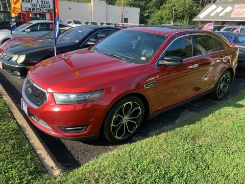 2013 Ford Taurus for sale at 1st Choice Auto Sales in Newport News VA