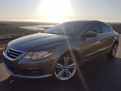 2010 Volkswagen CC for sale at Trini-D Auto Sales Center in San Diego CA