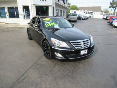 2013 Hyundai Genesis for sale at Auto Land Inc in Crest Hill IL