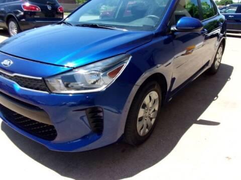 2019 Kia Rio for sale at MESQUITE AUTOPLEX in Mesquite TX