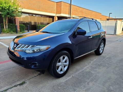 2009 Nissan Murano for sale at DFW Autohaus in Dallas TX