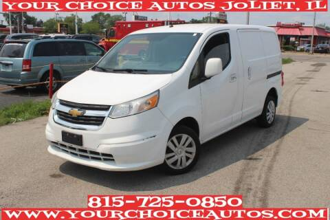 2015 Chevrolet City Express Cargo for sale at Your Choice Autos - Joliet in Joliet IL