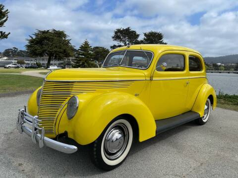 1938 Ford Coupe for sale at Dodi Auto Sales in Monterey CA
