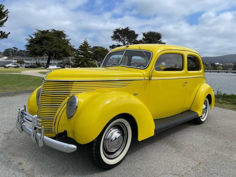 1938 Ford Coupe for sale at Dodi Auto Sales in Monterey CA
