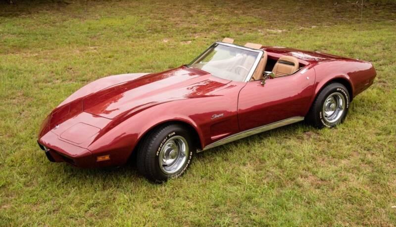 1975 Chevrolet Corvette for sale at German Motors in Providence RI