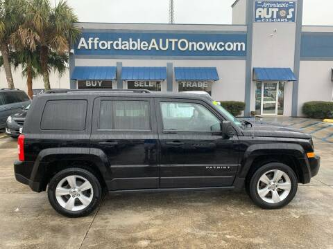2013 Jeep Patriot for sale at Affordable Autos in Houma LA