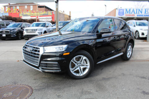 2018 Audi Q5 for sale at MIKEY AUTO INC in Hollis NY