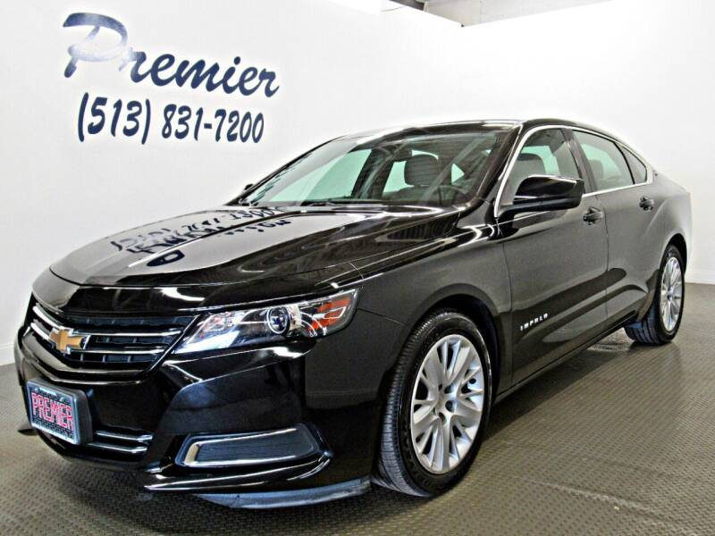 2014 Chevrolet Impala for sale at Premier Automotive Group in Milford OH