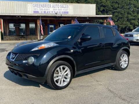 2012 Nissan JUKE for sale at Greenbrier Auto Sales in Greenbrier AR
