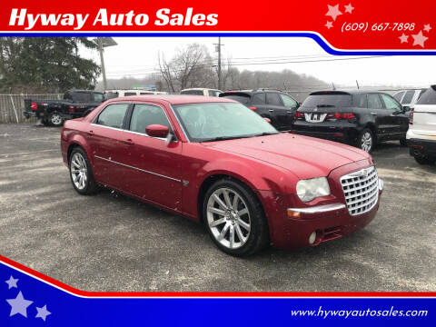 2007 Chrysler 300 for sale at Hyway Auto Sales in Lumberton NJ