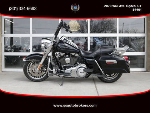 2012 Harley-Davidson FLHR Road King for sale at S S Auto Brokers in Ogden UT