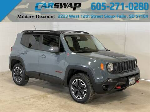 2016 Jeep Renegade for sale at CarSwap in Sioux Falls SD