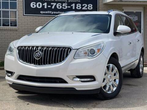 2016 Buick Enclave for sale at Quality Auto of Collins in Collins MS