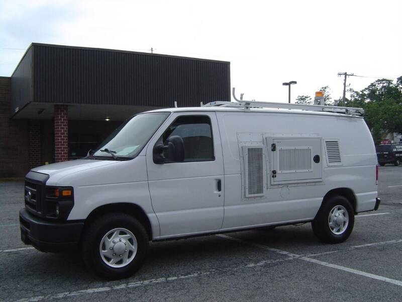 2013 Ford E-Series Cargo for sale at Reliable Car-N-Care in Staten Island NY