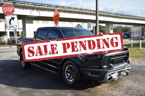 2016 RAM Ram Pickup 1500 for sale at ELITE MOTOR CARS OF MIAMI in Miami FL