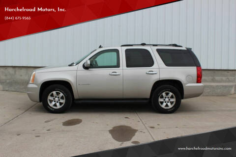 2009 GMC Yukon for sale at Harchelroad Motors, Inc. in Imperial NE