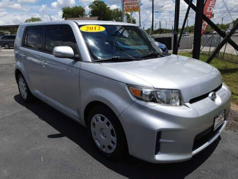 2012 Scion xB for sale at Auto Solution in San Antonio TX
