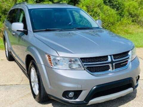 2016 Dodge Journey for sale at Rogel Ford in Crystal Springs MS