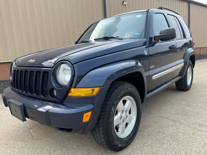 2006 Jeep Liberty for sale at Prime Auto Sales in Uniontown OH