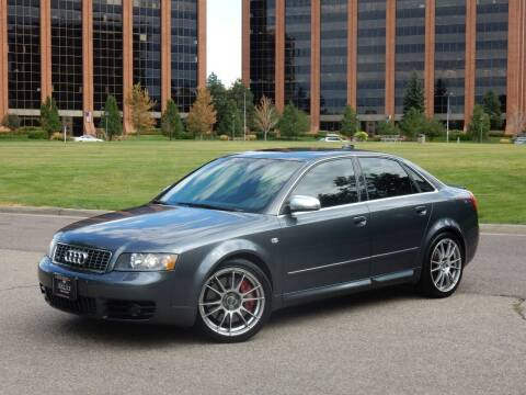 2004 Audi S4 for sale at Pammi Motors in Glendale CO