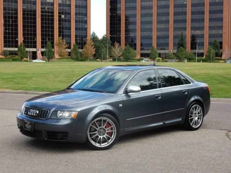 2004 Audi S4 for sale at Pammi Motors in Glendale CO