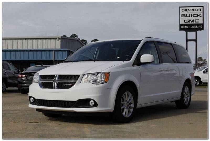 2019 Dodge Grand Caravan for sale at STRICKLAND AUTO GROUP INC in Ahoskie NC