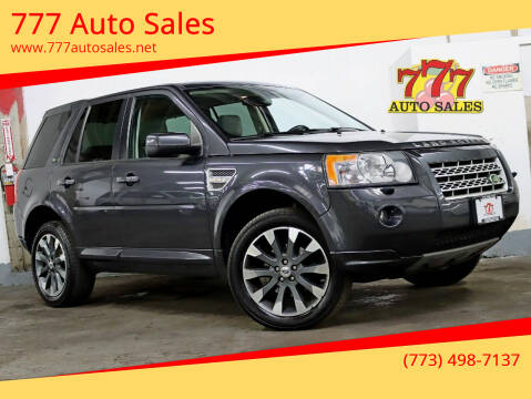 2010 Land Rover LR2 for sale at 777 Auto Sales in Bedford Park IL