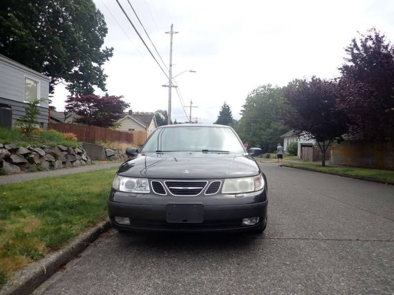 2003 Saab 9-5 for sale at INTEGRITY AUTO SALES LLC in Seattle WA