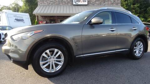 2010 Infiniti FX35 for sale at Driven Pre-Owned in Lenoir NC