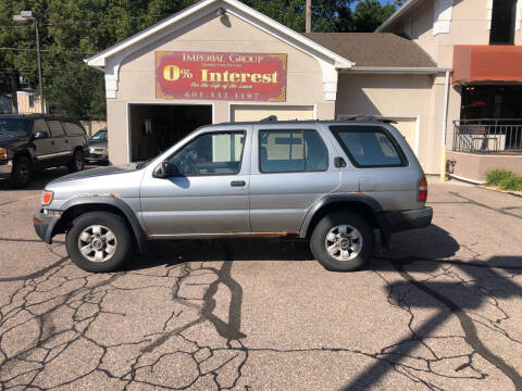 1998 Nissan Pathfinder for sale at Imperial Group in Sioux Falls SD