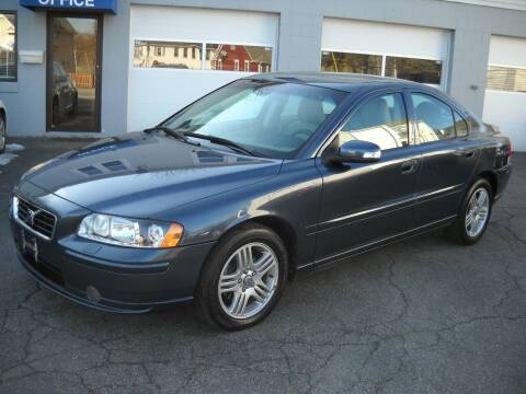 2008 Volvo S60 for sale at Best Wheels Imports in Johnston RI