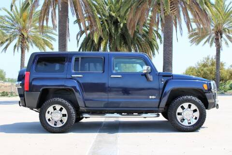 2007 HUMMER H3 for sale at Miramar Sport Cars in San Diego CA