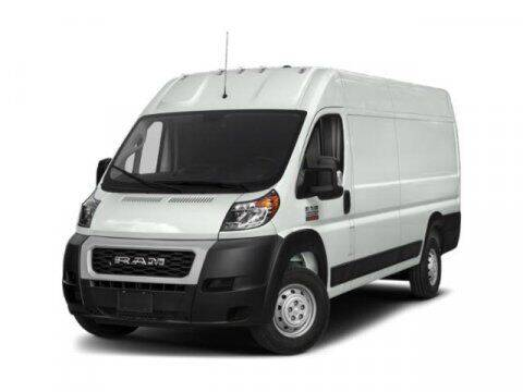 2020 RAM ProMaster Cargo for sale at NICKS AUTO SALES --- POWERED BY GENE'S CHRYSLER in Fairbanks AK