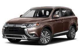 2019 Mitsubishi Outlander for sale at Rinaldi Auto Sales Inc in Taylor PA