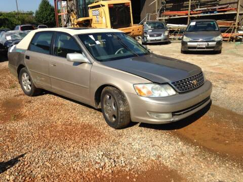 2004 Toyota Avalon for sale at ASAP Car Parts in Charlotte NC