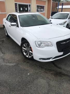 2019 Chrysler 300 for sale at City to City Auto Sales in Richmond VA