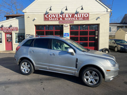 2008 Saturn Vue for sale at COVENTRY AUTO SALES in Coventry CT