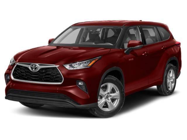 2021 Toyota Highlander Hybrid for sale in Westbury, NY