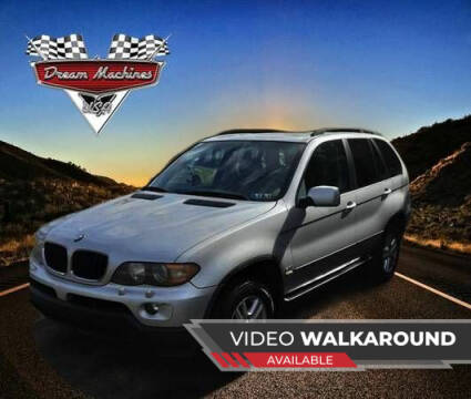 2006 BMW X5 for sale at Dream Machines USA in Lantana FL