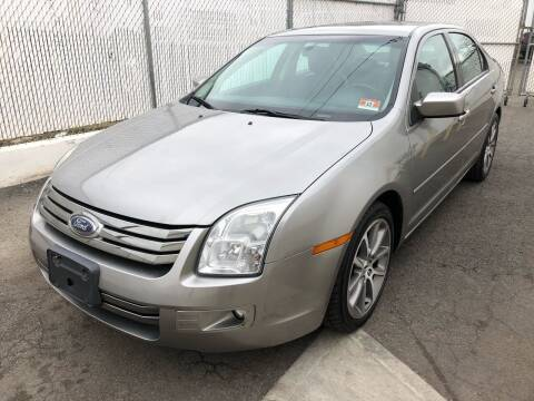 2011 Ford Fusion for sale at Pinnacle Automotive Group in Roselle NJ