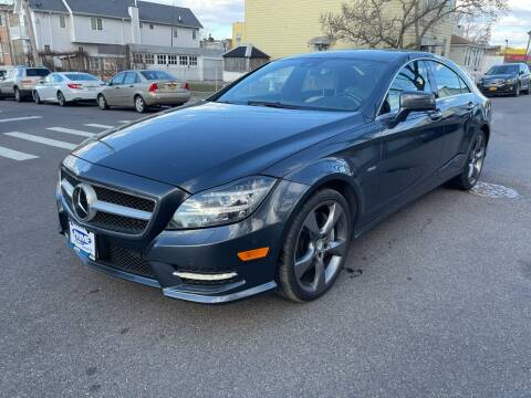 2012 Mercedes-Benz CLS for sale at Kapos Auto, Inc. in Ridgewood, Queens NY