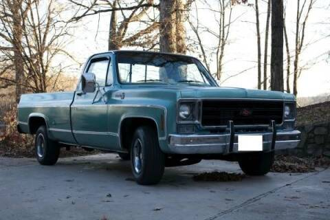 1977 Chevrolet Silverado 1500 SS Classic for sale at Haggle Me Classics in Hobart IN