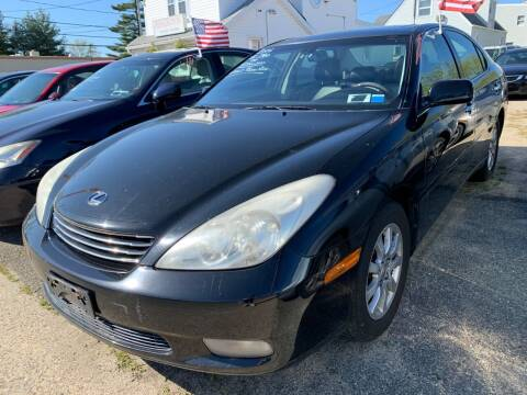 2004 Lexus ES 330 for sale at Jerusalem Auto Inc in North Merrick NY